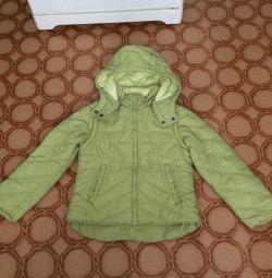 Куртка на 134-140 см
