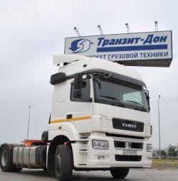 Truck tractor Kamaz NEO 5490 4x2 2017