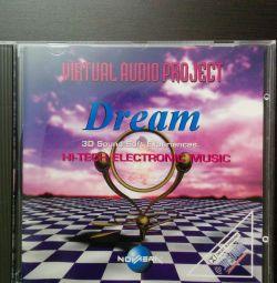 Ήχος δίσκους ηλεκτρονική μουσική Dolby Surround