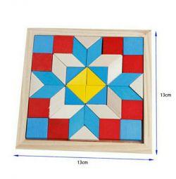 Eğitici puzzle oyuncak. Yeni.
