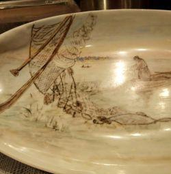 Antik devrim öncesi ringa balığı