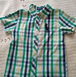 Рубашка 128-134