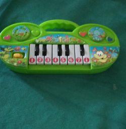 піаніно музичний