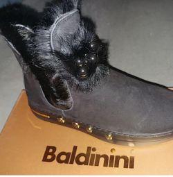 Ботинки Baldinini новые