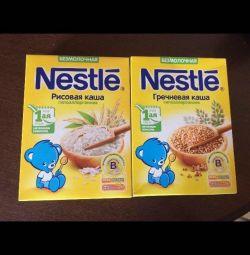 Nestle dairy-free