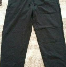 Pantaloni pentru femei tricotate
