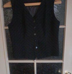 Sleeveless and jacket !!!
