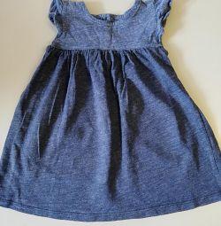 Rochie pentru fată 12-18 luni