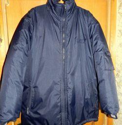 Ανδρικό χειμωνιάτικο σακάκι