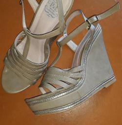 Tan παπούτσια 38-39rr