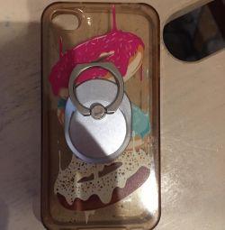 Θήκη για iPhone 4s