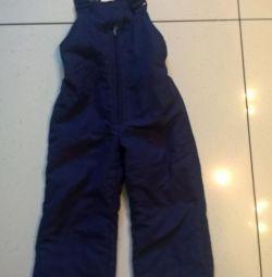 ελατηριωτά παντελόνια με ιμάντες, 86