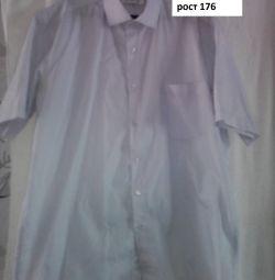shirt light gray