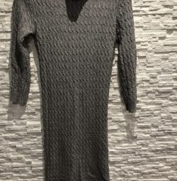 Dress is warm