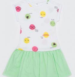 New children's dress