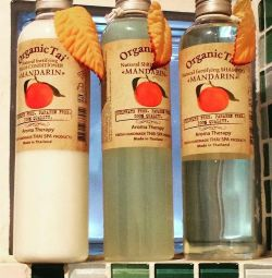 Шампунь Organic Tai
