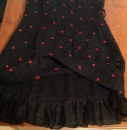 Платье Chanel б/у S