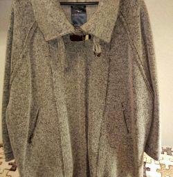Куртка-пальто жіноче р. 52-54