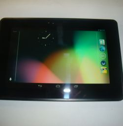 Tablet wexler.TAB 7iS 8Gb - Wi-Fi - GPS