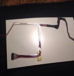 Шлейф дисплея MacBook 1181