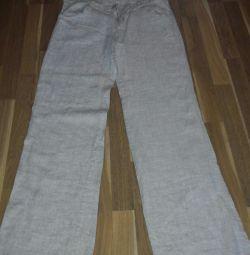 Νέα παντελόνια λινάρι