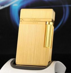 Lighter S.T Dupont Brand New in Replica Box 1: 1,