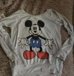 Mickey'in ceketi