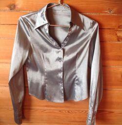 Tricou de argint