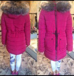 Куртка на дівчинку 12-14 років