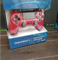 PlayStation 4 / χρώμα RED Gamepad