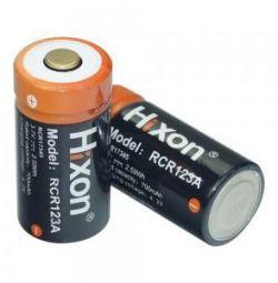 Baterie CR123A 17345 protejată 700mAh