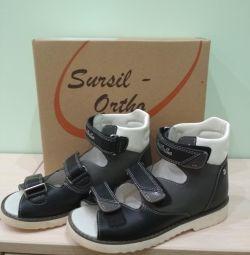 Sandals almost new orthopedist r. 30 Sursil Orto