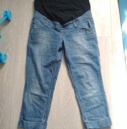 Стильні джинси для вагітних