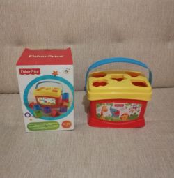 Fisher price sorter