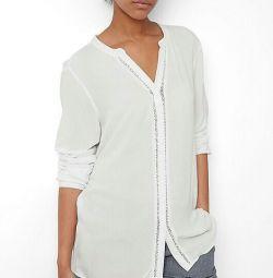 S. OLIVER blouse, new