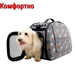 τσάντα μεταφοράς μέχρι 6 κιλά