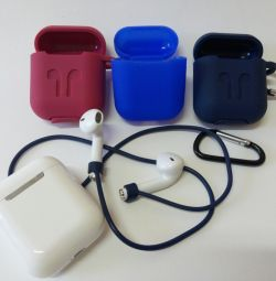 Silicone Airpods Headphone Case