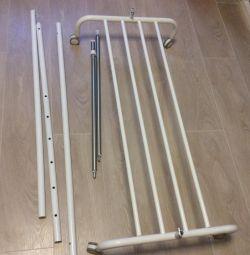 Напольная вешалка IKEA РИГГА