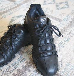Winter sneakers ECCO p.40-41 insole - 27 cm.