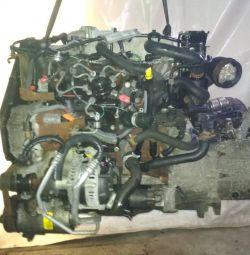 Συμβόλαιο κινητήρα KKDA Ford Focus 2 1,8L tdi