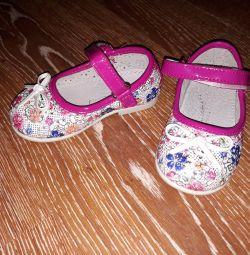 Τα παπούτσια του Cipollino για ένα κορίτσι