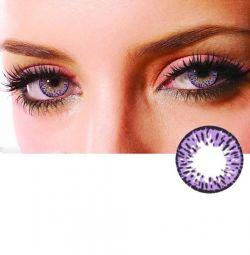Lentile violete