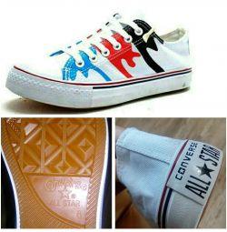 Ανδρικά παπούτσια / Converse. Νέα 38