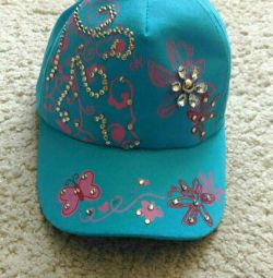 Children's cap for 2-3 years