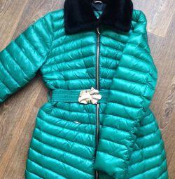 Пальто зимове L