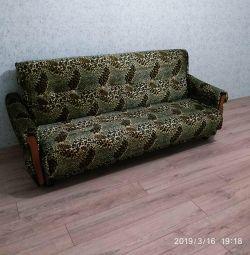 Sofa | Leopard | Veluru