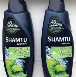 Σαμπουάν Shamtu, 650 ml