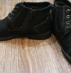 Winter boots naturalka