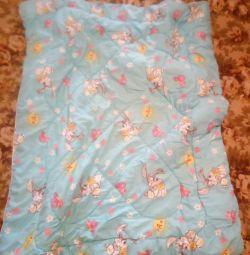 Blankets for children 2pcs.