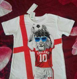 T-shirt 3T νέο